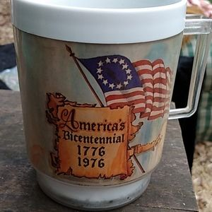 America's Bicentennial Coffee Cup